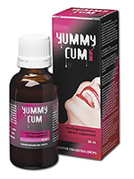 Yummy Cum Drops - 30 ml