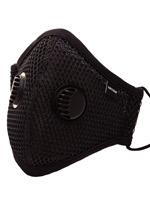 Barcode Berlin - Protective Mask with Filter and Air Valve