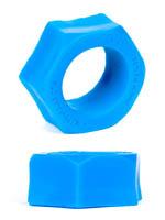 Burning Wheels 100% Silikon Cockring CK07 Blau