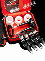 Male Edge Penis Enlarger Pro Kit - Red/Black