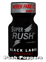SUPER RUSH BLACK small