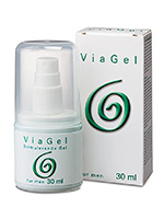 ViaGel Men - Sensitivity Gel 30 ml
