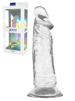 XRAY - Clear Cock 16.5 cm