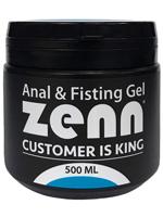 Zenn - Anal & Fisting Gel - 500 ml